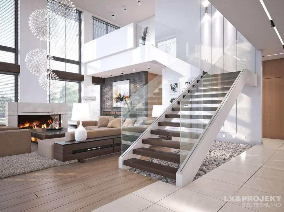 moderne wohnzimmer bilder: traumwohnzimmer | homify - Fotos Moderne Wohnzimmer