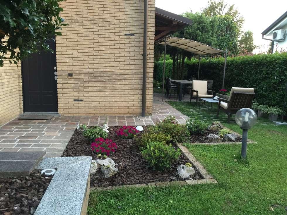 Idee arredamento casa interior design homify - Sistemazione giardino ...