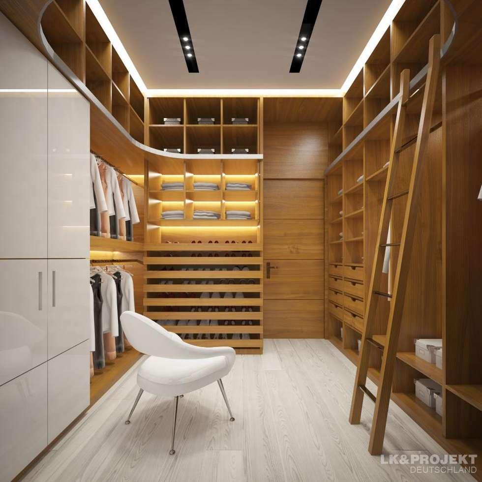 Fotos de decora o design de interiores e remodela es for Ideas para closets modernos