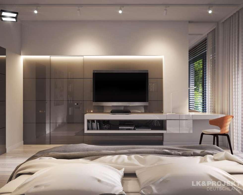 moderne schlafzimmer bilder: wohnzimmer, küche, schlafzimmer, bad, Wohnzimmer