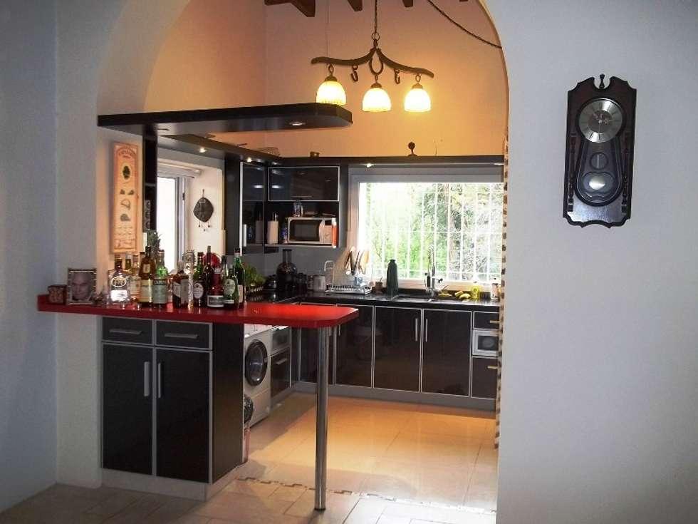 Im genes de decoraci n y dise o de interiores homify - Cocinas estilo colonial ...