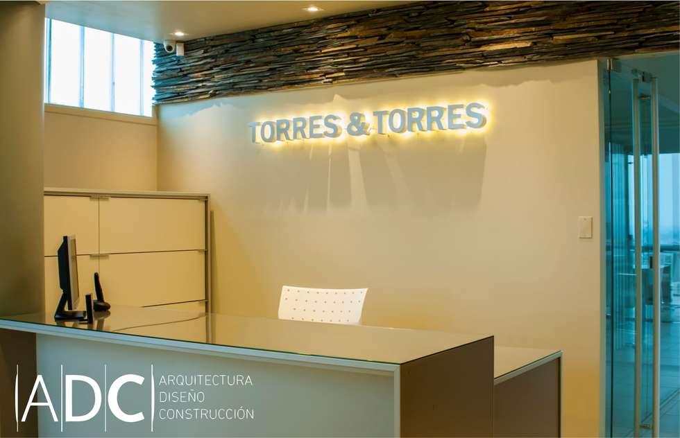 Diseo interior oficinas simple tendencias oficinas with for Oficina qualitas auto madrid