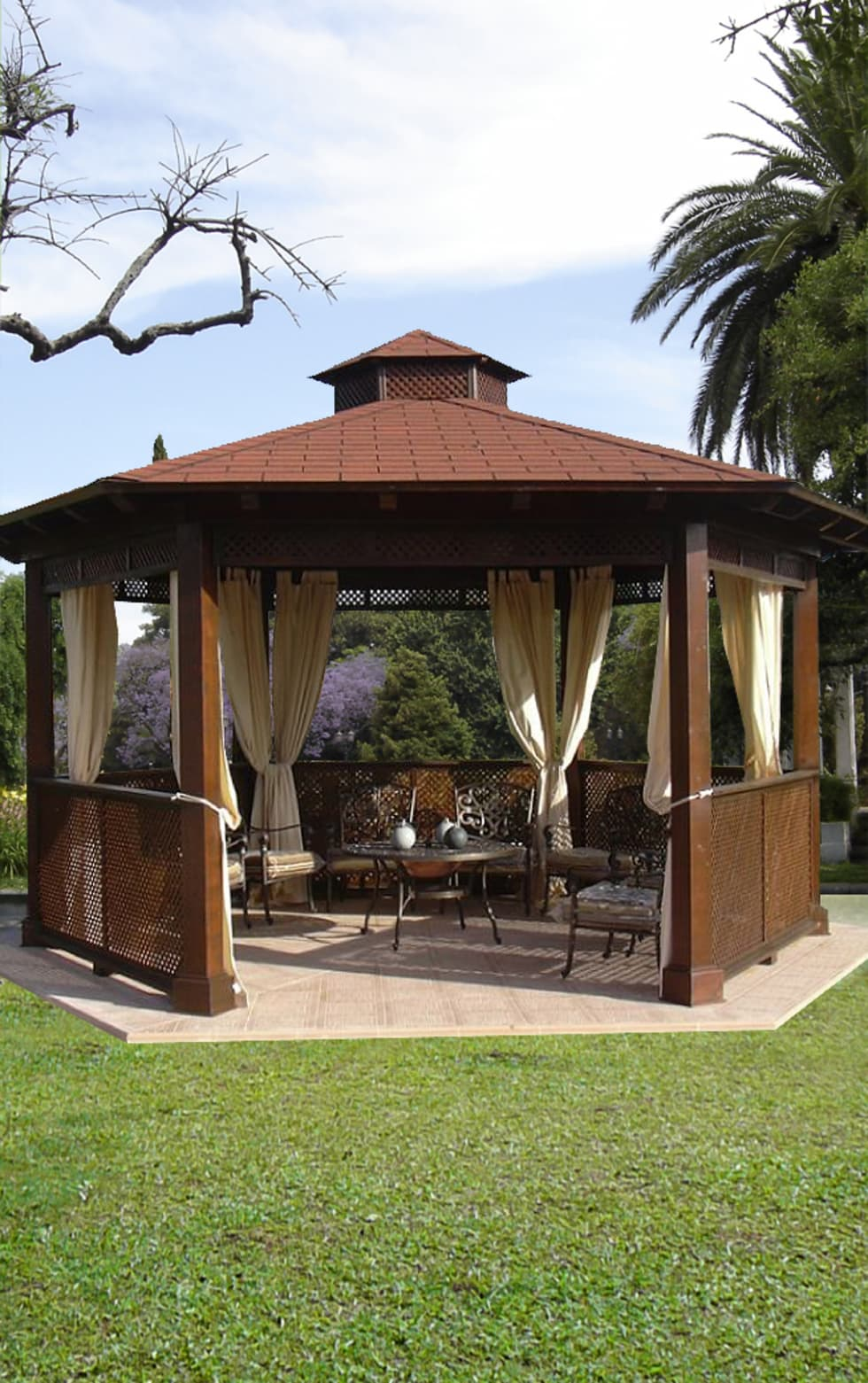 Fotos de decora o design de interiores e reformas homify - Ideas para construir casas campo ...