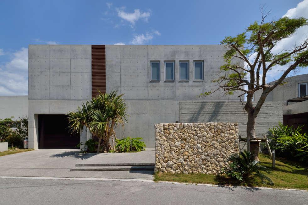 Na-house: 門一級建築士事務所が手掛けた家です。