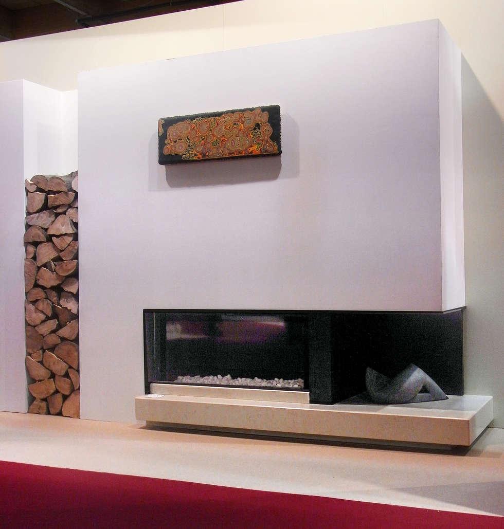 Camini stile moderno si41 pineglen for Interior design della casa di 750 m