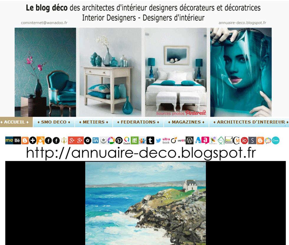 (( http://annuaire-deco.blogspot.fr )): Chambre de style de style Scandinave par NetWorking Blog déco