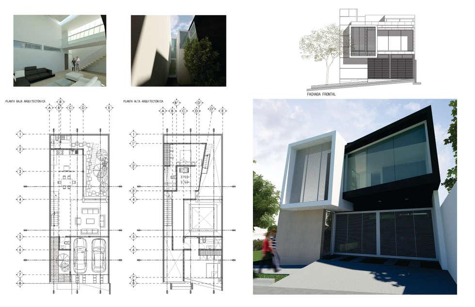 Ideas im genes y decoraci n de hogares homify for Portafolio arquitectura