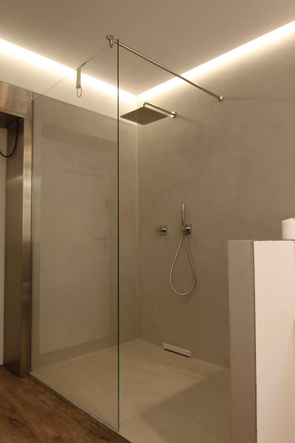 Showroom: minimalistische badezimmer von will bau & bad   homify
