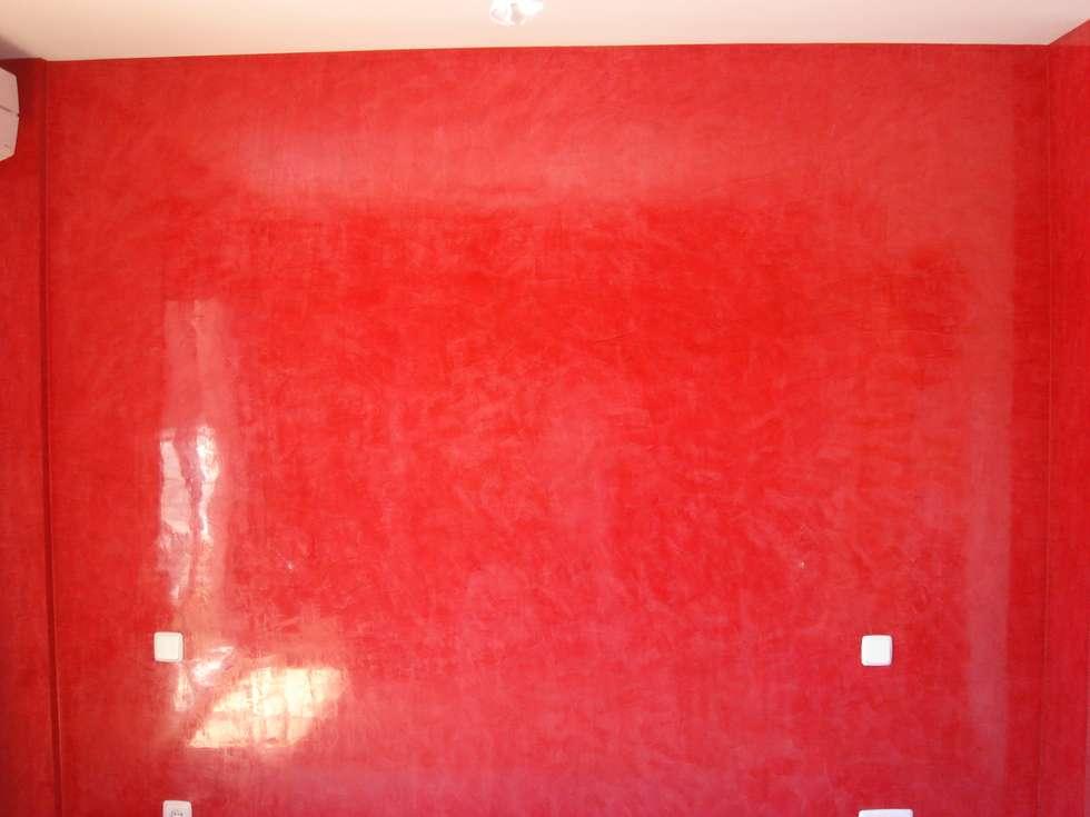 Fotos de decoraci n y dise o de interiores homify - Fotos de estuco ...
