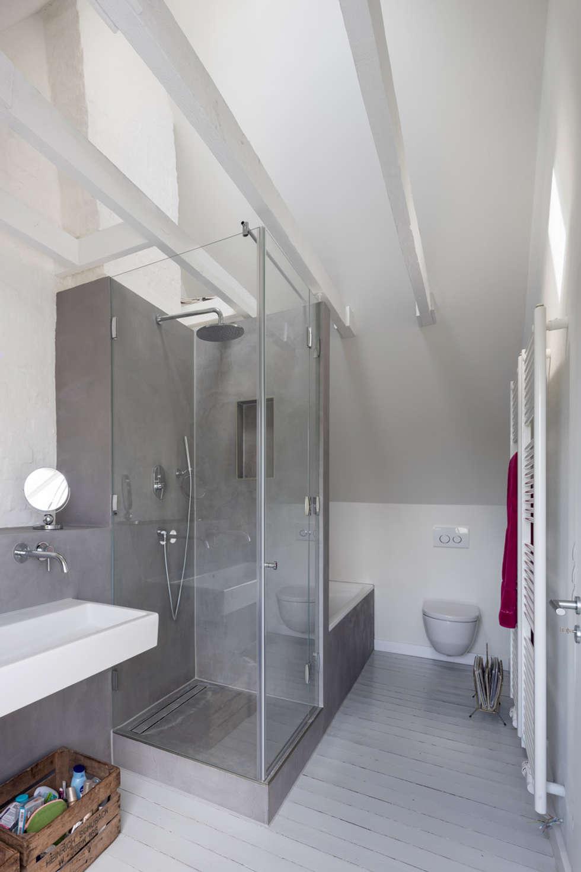 Haus m hamburg: klassische badezimmer von reichwaldschultz hamburg ...