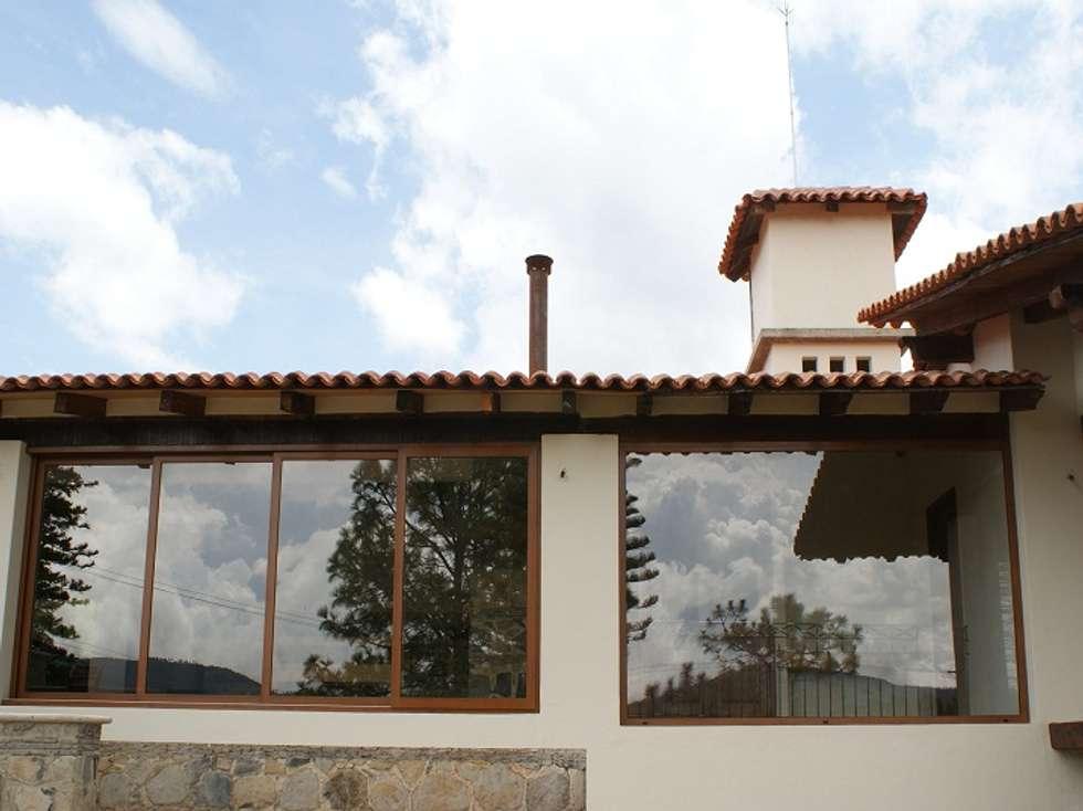 10 diseños de ventanas que harán lucir tu fachada