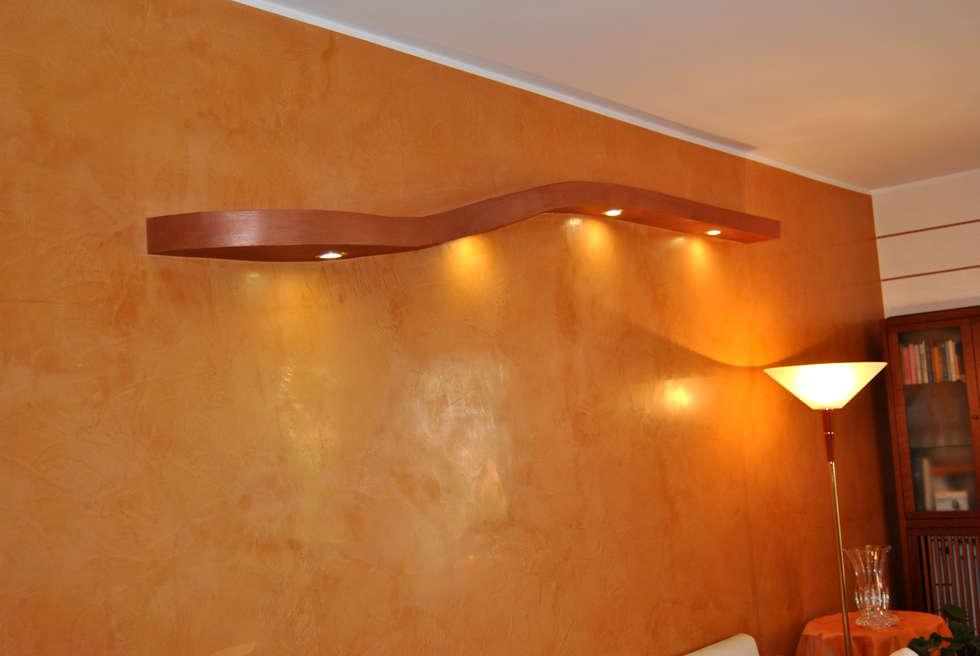 Idee arredamento casa interior design homify for Stucco veneziano immagini