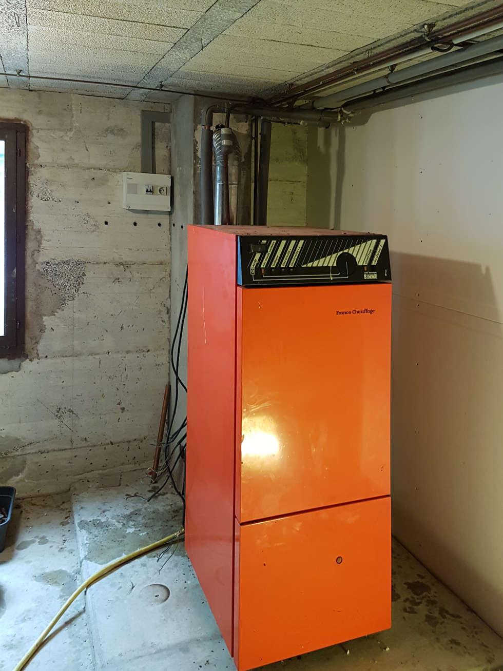 remplacer chaudiere fioul cheap hqlj biomasse brleur. Black Bedroom Furniture Sets. Home Design Ideas