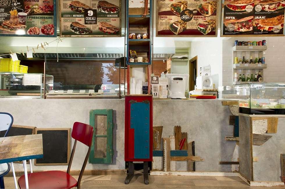 Piadineria Eclettica - Bastia Umbra (Pg): Gastronomia in stile  di Laquercia21
