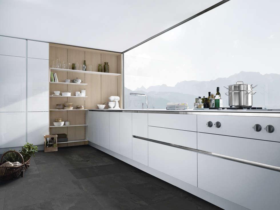 Moderne landhausküche siematic  Siematic s2 – die beliebteste küche für den modernen neubau: moderne ...