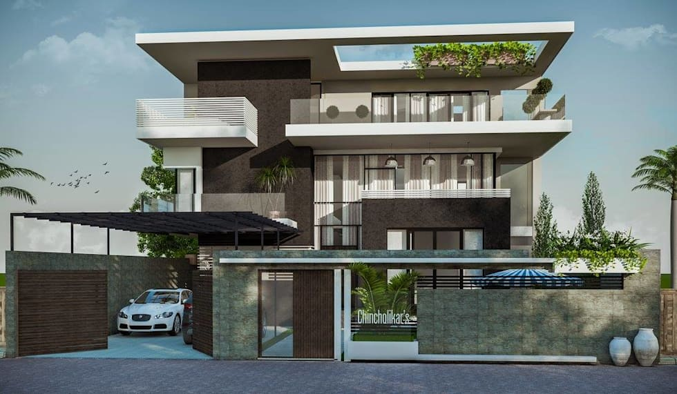 Interior design ideas inspiration pictures homify for Modern house designs in kashmir