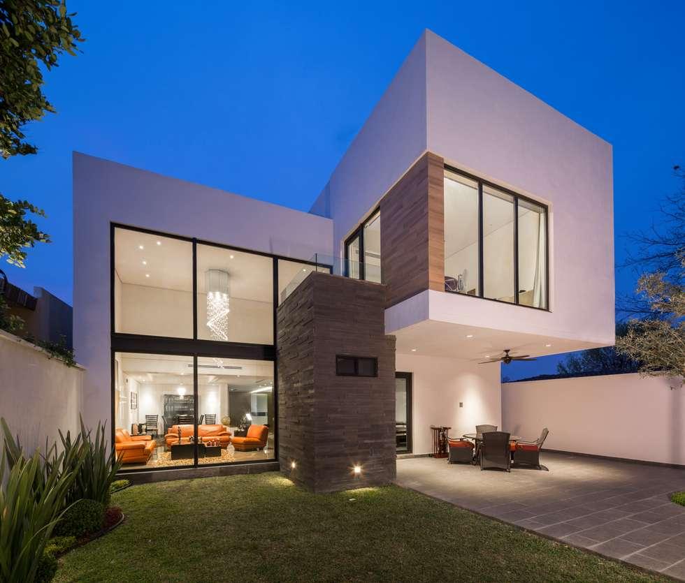 Ideas im genes y decoraci n de hogares homify for Planos de casas minimalistas grandes