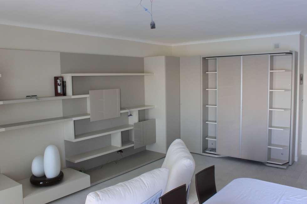 Idee arredamento casa interior design homify for Armadio da soggiorno