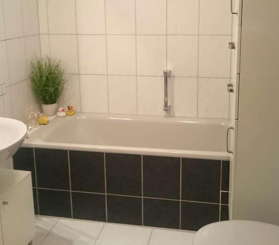 modernes badezimmer anthrazit wohndesign. Black Bedroom Furniture Sets. Home Design Ideas