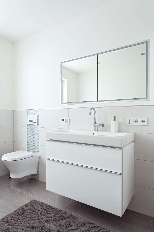 Wohnideen interior design einrichtungsideen bilder for Badezimmer radio design