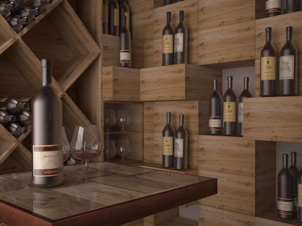 Taverna arredamento moderno cool arredamento moderno for Helios arredo urbano