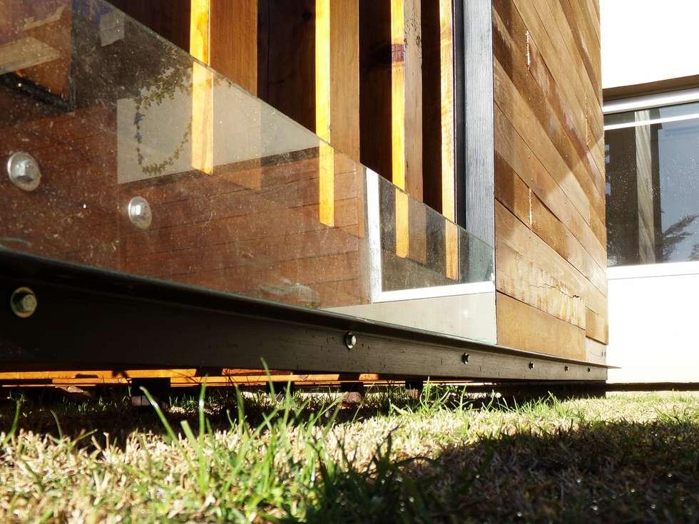 juan olea arquitecto: Dormitorios de estilo moderno por juan olea arquitecto