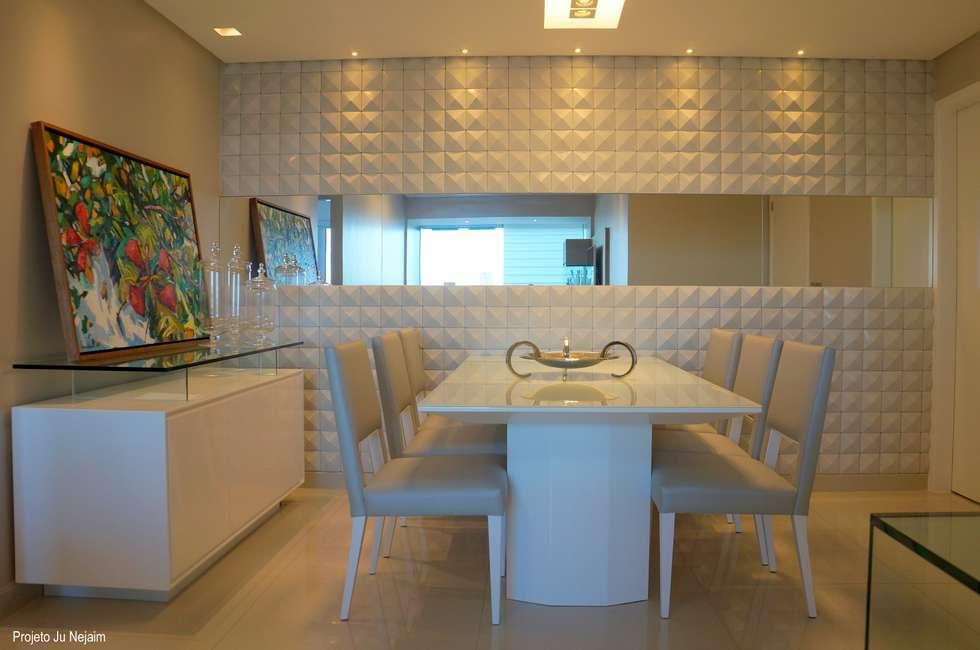 Fotos de decora o design de interiores e reformas homify for Revestimento 3d sala de estar