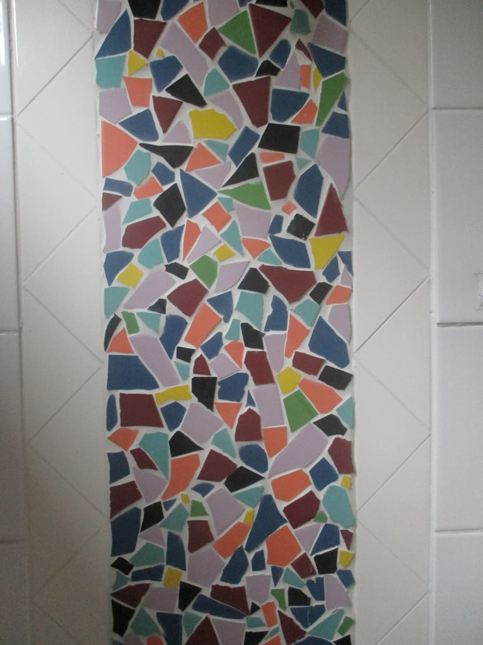 mosaïque pour douche à l'italienne: Lieux d'événements de style  par Terre & Bentine