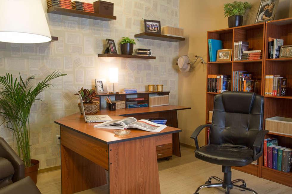 escritorios estudio de estilo por idea interior