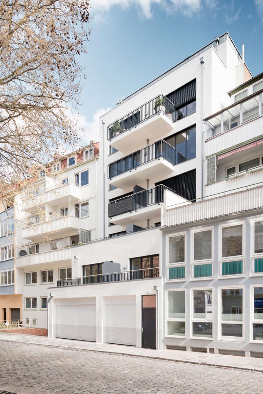 Ansicht Süd: Moderne Häuser Von Hellmers P2 | Architektur U0026 Projekte
