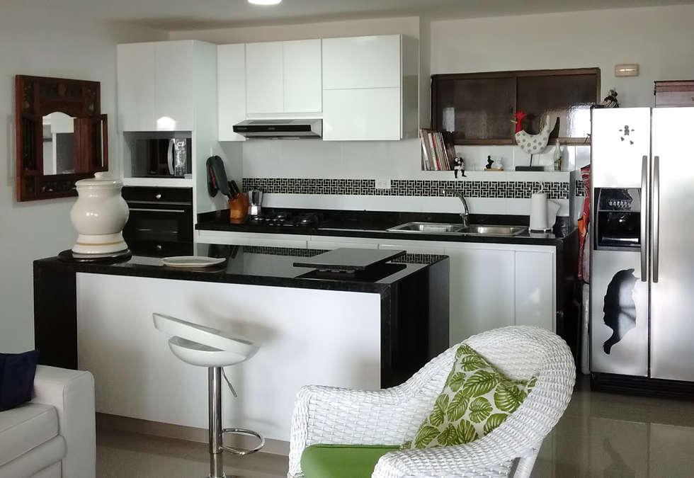 Im genes de decoraci n y dise o de interiores homify for Remodelar cocina integral