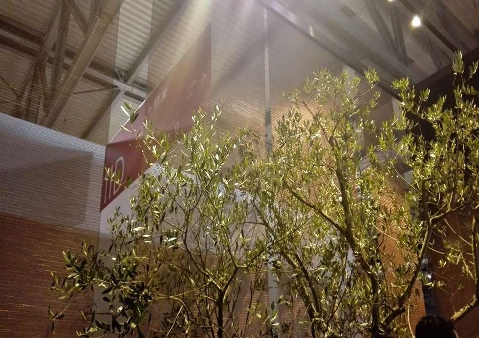 STAND ARCLINEA 2016 - Fiere/Eventi: Pareti in stile  di Tessitura Tele Metalliche Rossi