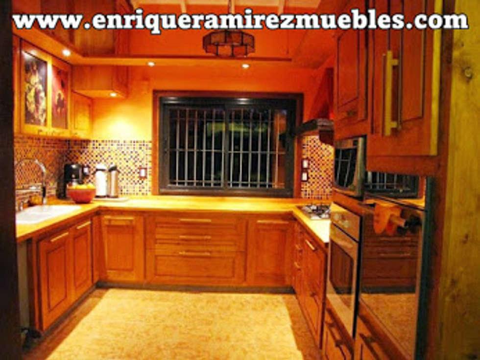 cocina de campo cocinas de estilo rstico por enrique ramirez muebles artesanales