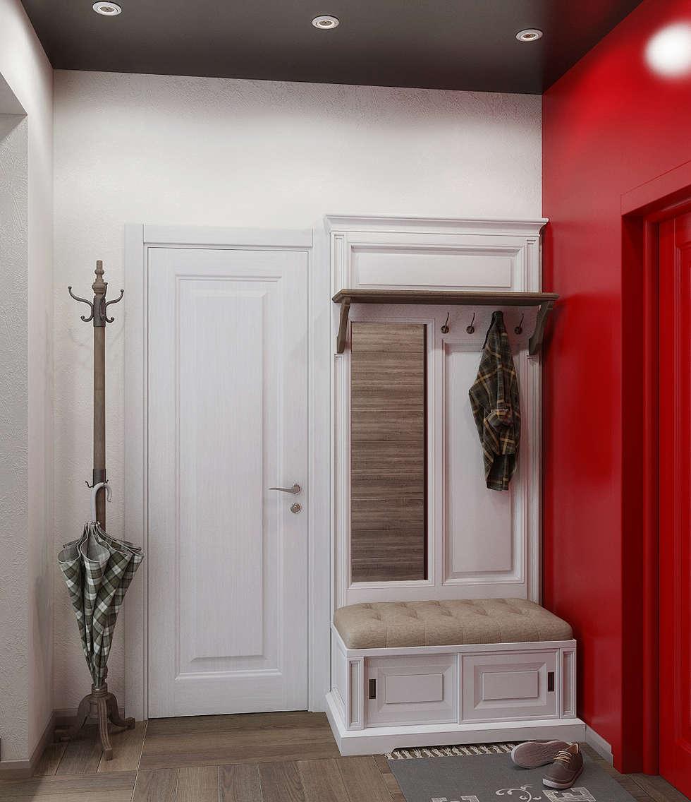 Flur & diele von студия дизайна interior design ideas | homify