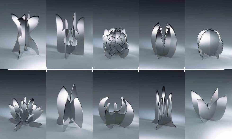 Claudio Bettini, Design Oggetti Decorativi Per La Casa.: Soggiorno In Stile  In Stile