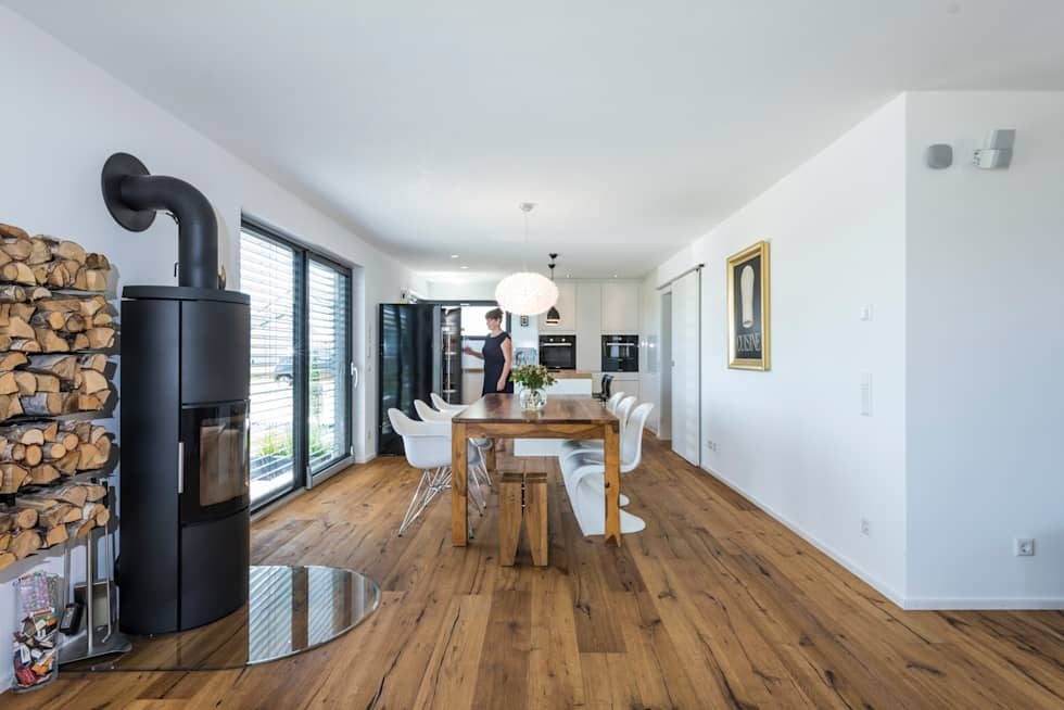 ... Offener Wohn Ess Küchenbereich Modern By Wohnideen Interior Design  Einrichtungsideen Bilder ...