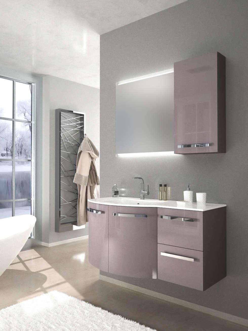 Idee arredamento casa interior design homify - Edmo mobili bagno ...