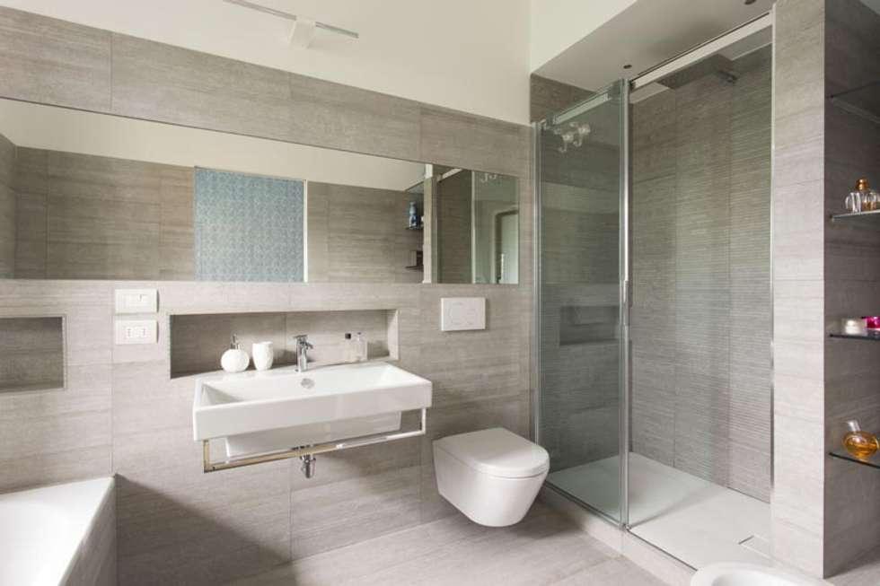 Idee arredamento casa interior design homify for La roccia arredo bagno