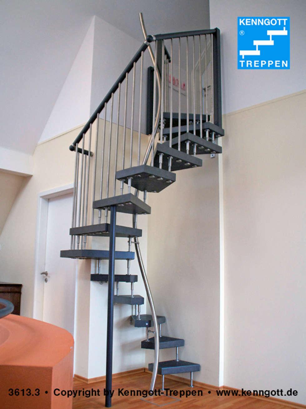 Kenngott Treppen interior design ideas inspiration pictures homify
