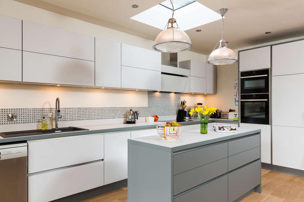 modern Kitchen by Eco German Kitchens
