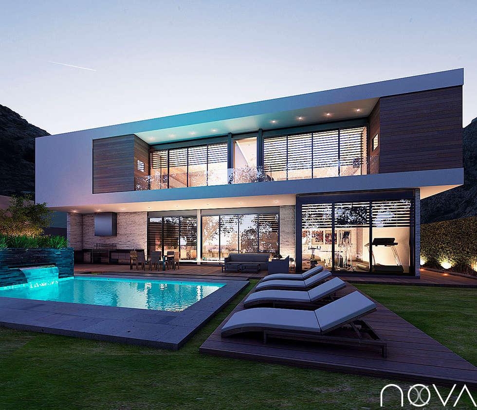 Ideas im genes y decoraci n de hogares homify for Design moderno casa contemporanea con planimetria