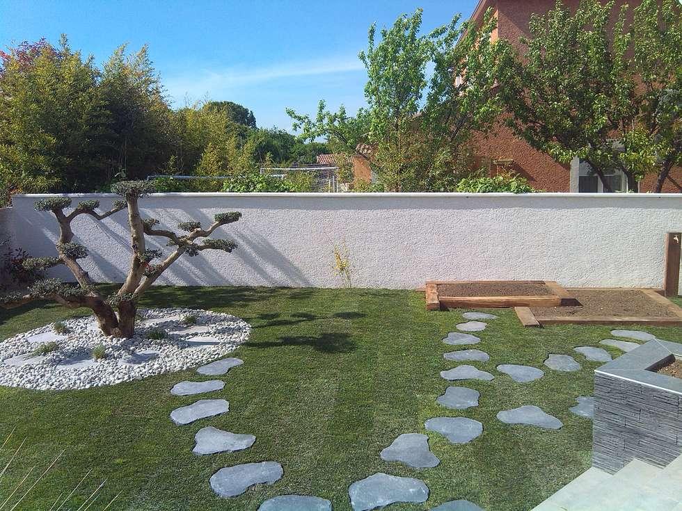 Id es de design d 39 int rieur et photos de r novation homify for Jardin olivier