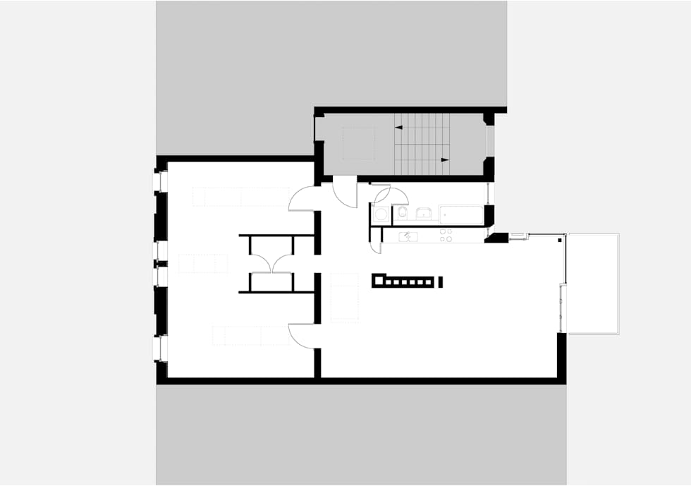 ground plan:   by brandt+simon architekten