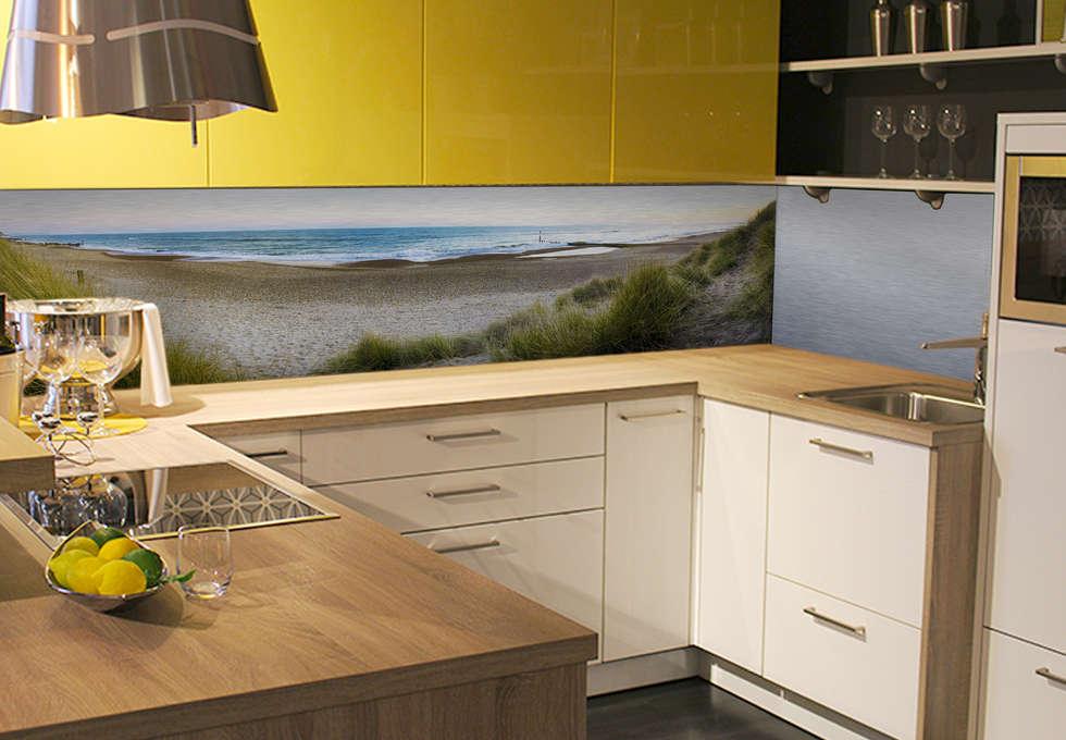 Beautiful alu dibond k chenr ckwand ideas house design for Wohnideen einrichtungsideen
