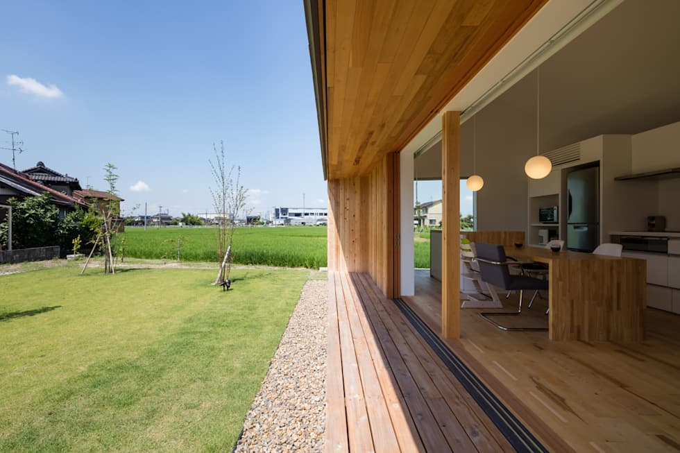 房子 by hm+architects