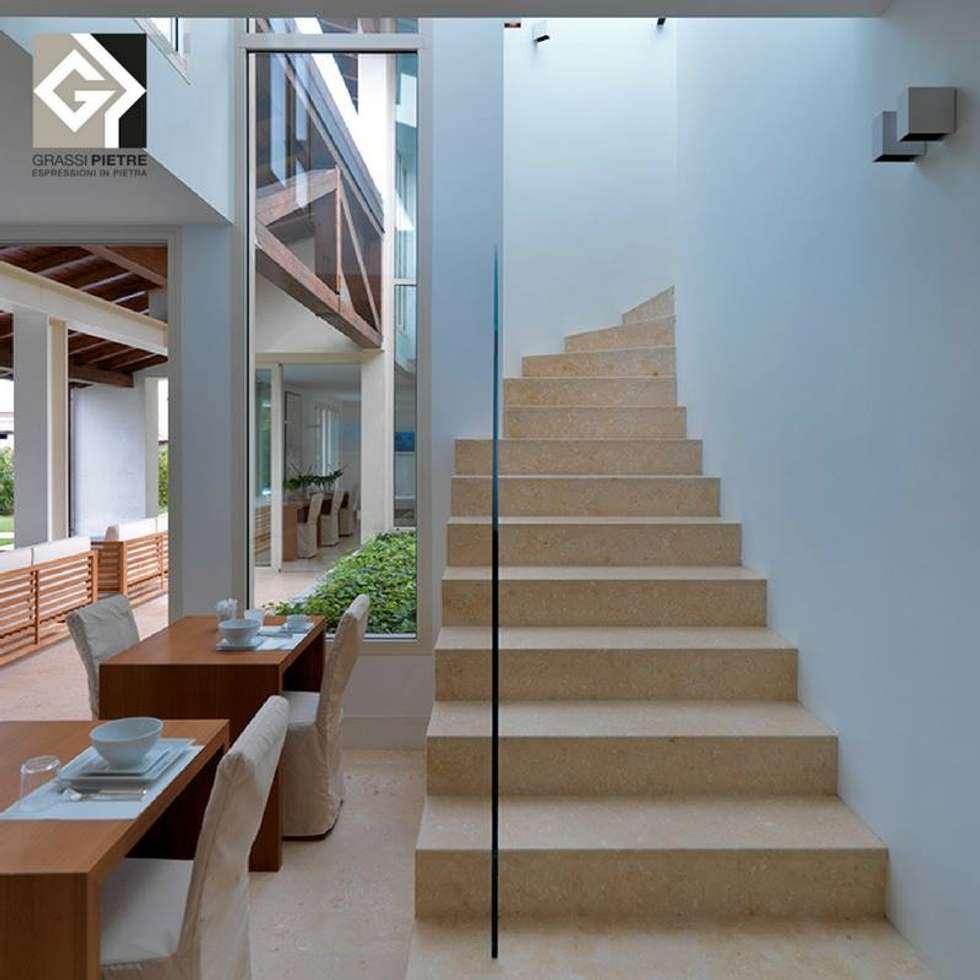 Scala: Hotel in stile  di Grassi Pietre srl
