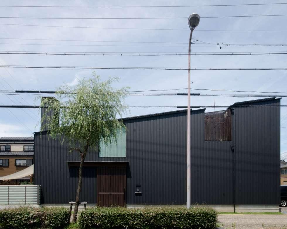 おやまっのいえ: FrameWork設計事務所が手掛けた家です。