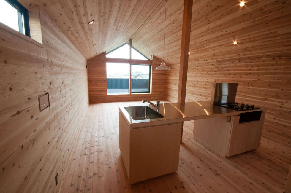 FrameWork設計事務所의  주방