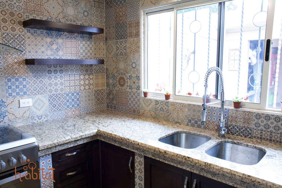 Ideas im genes y decoraci n de hogares homify - Azulejos vintage cocina ...