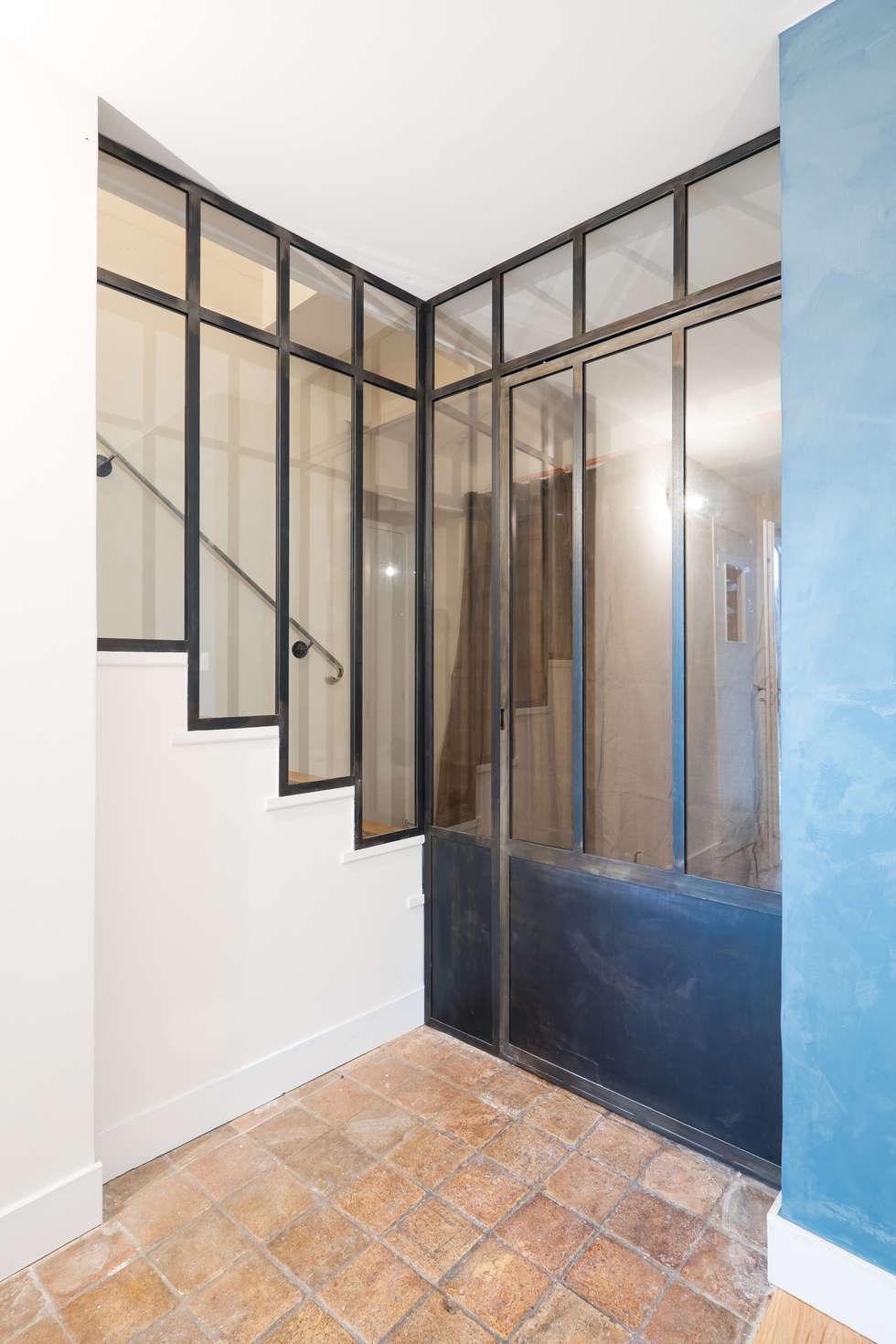 Idées De Design Dintérieur Et Photos De Rénovation Homify - Porte d entrée coulissante